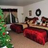 North Pole Hotel Room in Alaska