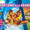 Etnaland Theme Park in Catania, Italy