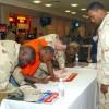 Navy Voting in Manama, Bahrain