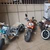 Motorcycle in Osan, South Korea