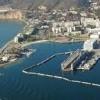naval base point loma-eariel view