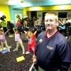 NAS Oceana - Youth Center cheerleader