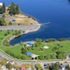 Rotary Park Aerial View in Bremerton, Washington