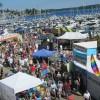 Blackberry Festival Field in Bremerton, Washington