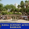 Naval Support Activity Group Picture at Manama, Bahrain