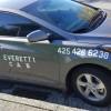 Everett One Cab Company in Washington