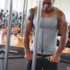 Arm work out in Schofield Barracks