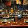 Cubi Cafe Bar Counter Design in Pensacola, Florida