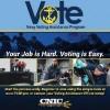 Navy Voting Assistance Program in Pensacola, Florida