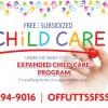 Child Care Banner in Illinois, Scott AFB