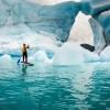 Kenai Fjords National Park Ice in Alaska