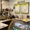Cafe Counter in Casey, South Korea