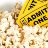 Popcorn with Movie Ticket in Pearl Harbor, Hawaii