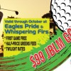 Golf Courses Banner Pass in Tacoma, Washington State
