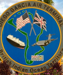 Diego Garcia Passenger Terminal in United Kingdom