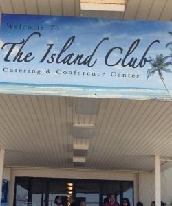 Island Club Catering & Conference Center- NAS North Island logo