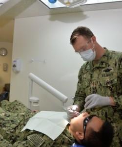 DENTAL CLINIC NAS NORTH ISLAND dentist