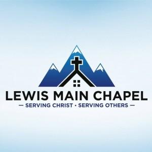 Lewis Main Chapel Logo in Tacoma, Washington State