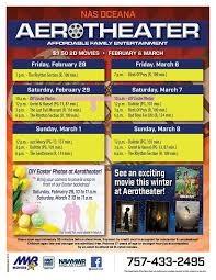 Aerotheater-NAS Oceana- popcorn