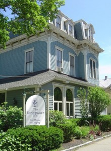 The Springwater Bed and Breakfast- sign