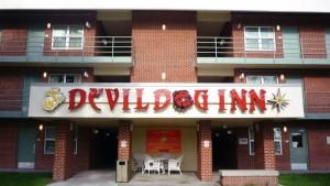 Devil Dog Inn Facade
