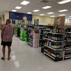 Class Six Liquor Store in Wahiawa, Hawaii