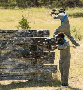 Paintball in Texas, Fort Hood