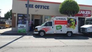 U-Haul Truck Services in Silverdale, Washington