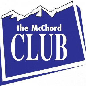 McChord Club Logo in Tacoma, Washington State
