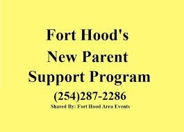 New Parent Support Program Telephone Number in Texas, Fort Hood