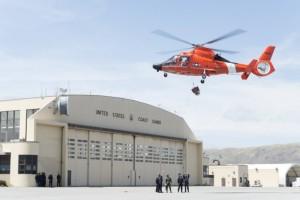 COAST GUARD AIR STATION SAN FRANCISCO- hanger