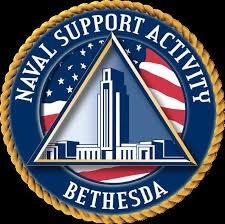 NSA Bethesda logo