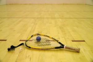 Racquet ball