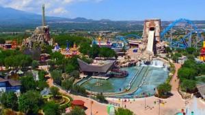 Etnaland Theme parks in Catania, Italy