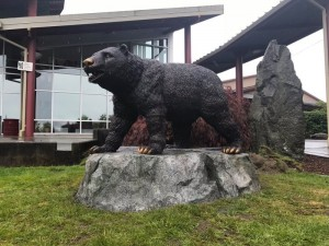 Cascade High School in Everett, Washington