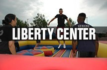 Liberty Program NSA Bethesda red inflatable