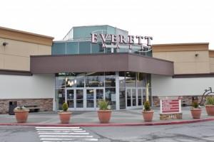 Everett Mall in Washington