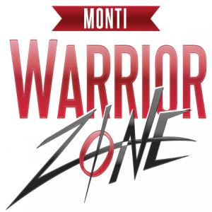 Monti Warrior Zone Logo in El Paso, Texas