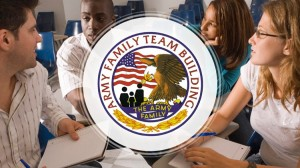 Family Team Building Logo in Texas, Fort Hood