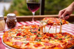 Slice of Pizza in Bremerton, Washington