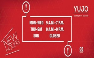 Yujo Hours