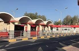 muharraq airfield- entrance