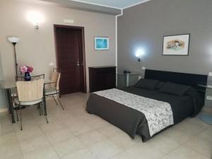 Hotel La Palma Bedroom in Catania, Italy