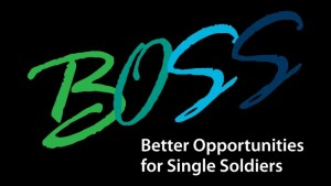 Boss Logo in Kentucky, Fort Campbell