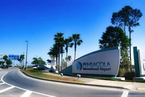 Pensacola International Airport in Florida