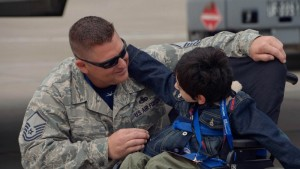 Parenting in Military Family