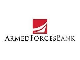 Armed Forces Bank Logo in Tacoma, Washington State
