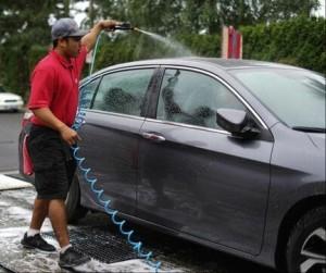 Car Wash in Bremerton, Washington