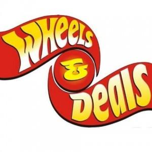 Wheels and Deals Logo in Silverdale Washington