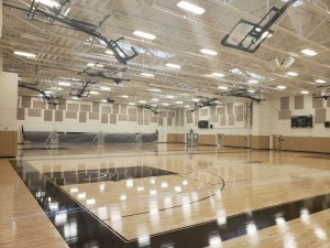 Basketball gym in Jacksonville, Florida